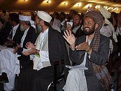 A loya jirga that was held in Kabul, Afghanistan.