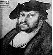 Lucas Cranach I - Portrait of Johann the Steadfast, Duke of Saxony - Adolphe Schloss tableau41.jpg