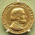 Ludwig neufahrer, duca wilhelm IV di Wittelsbach, oro, 1534.JPG