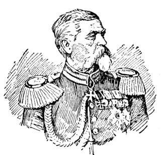 Ludwig Freiherr von und zu der Tann-Rathsamhausen German general