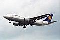 """Lufthansa Airbus A300B4-603 D-AIAT """"Bottrop"""" (34137909226).jpg"""