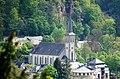 Luxembourg, Église Ste-Cunégonde Clausen.jpg