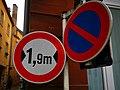 Luxembourg road sign C,5 & C,18.jpg