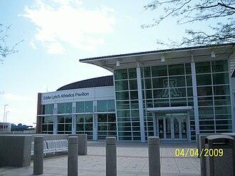 McKale Center - Entrance to the Eddie Lynch Athletics Pavilion
