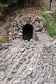 Lyon 5 - Site archéologique de Fourvière égout 01.jpg