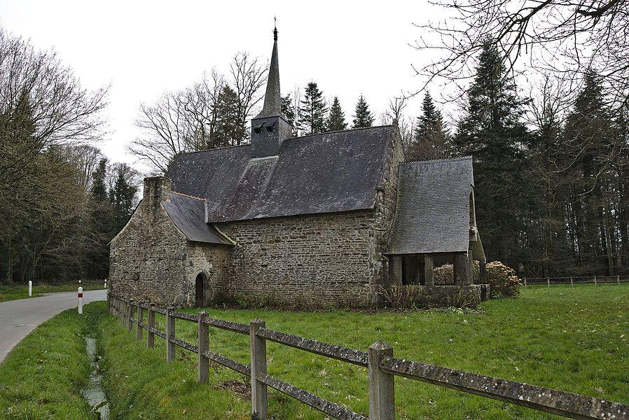 Chapel La Riaye e Menieg.