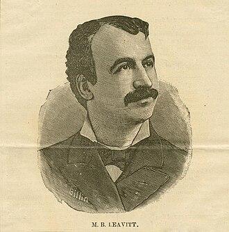 Michael B. Leavitt - Michael B. Leavitt