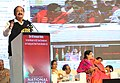 M. Venkaiah Naidu addressing at the inauguration of the 1st National Women's Parliament, in Amaravathi, Andhra Pradesh.jpg