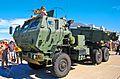 M142 High Mobility Artillery Rocket System (HIMARS) 668579 EMILY ROSE (14992404654).jpg