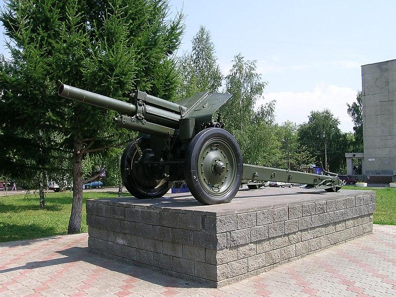 مدفع هاوتزر 122 المجرور  800px-M30_howitzer_nn_1