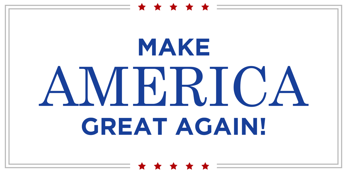 Image result for making america great again