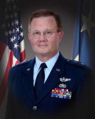 Roger P. Lempke - Major General Roger P. Lempke