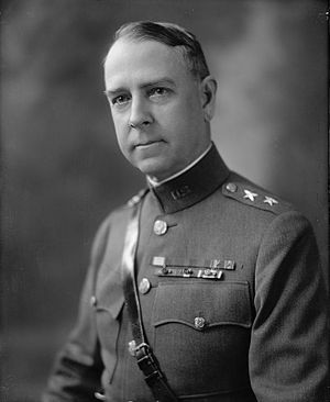Johnson Hagood (general) - Official Portrait of Major General Johnson Hagood