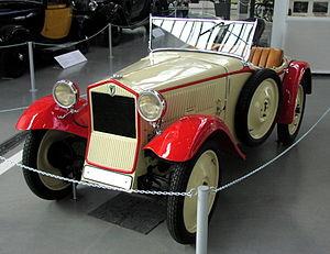 DKW - 1931 DKW F1