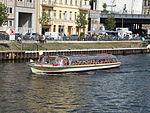 MS Oranje - Grachtenboot DSCF175.JPG