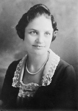 Mabel Walker Willebrandt - Image: Mabel Willebrandt