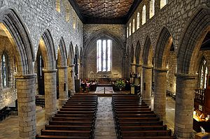 St Machar's Cathedral - Interior