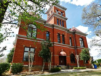 Madison County, Georgia - Image: Madison County Courthouse