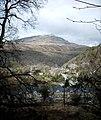 Maentwrog through the trees - panoramio.jpg