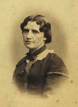 Magdalene Thoresen - Image: Magdalene Thoresen by Grundtvig