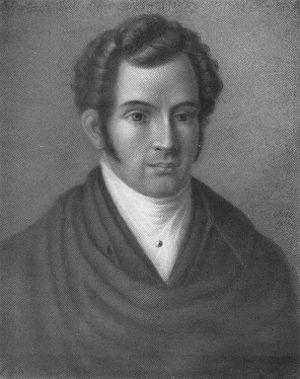 Magnus Jacob Crusenstolpe - Magnus Jacob Crusenstolpe in 1824