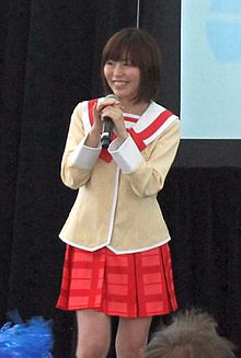 Mai Aizawa at FanimeCon 2012(4).jpg