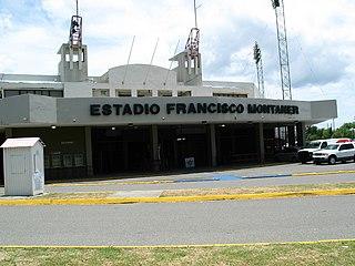 Estadio Francisco Montaner Multi-use stadium in Ponce, Puerto Rico