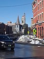 Main Street Eastern Avenue downtown Saint Johnsbury VT February 2019.jpg