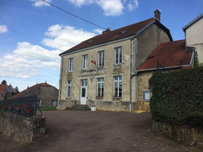 Mairie de Charmoilles