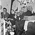 Majoor Boshardt van het Leger des Heils gaf persconferentie naar aanleiding van , Bestanddeelnr 917-7119.jpg