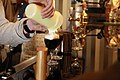 Making of Irish coffee on Coffee Right in Brno, Brno-City District.jpg