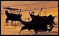 Malaysia Penang- Fishing Boats at Dawn-1and (4472335819).jpg