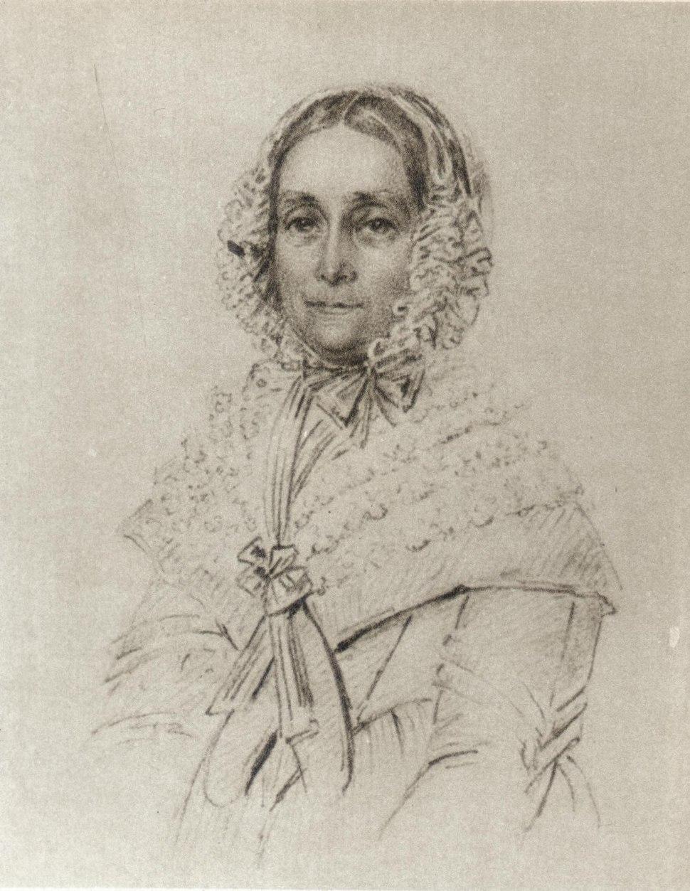 Malla Silfverstolpe 1843