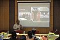 Manash Bagchi - Presentation - Technology for Museums - VMPME Workshop - Science City - Kolkata 2015-07-16 9163.JPG