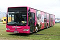 Manchester Airport bus (BX07 NMF), Showbus 2010.jpg