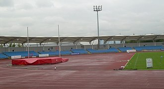 Sportcity - Manchester Regional Arena