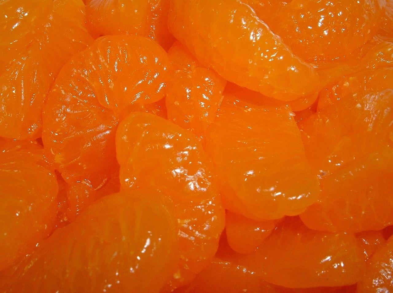 Canned Mandarin Orange Cake