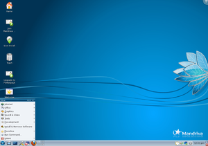 Mandriva OS - Linux Operating System
