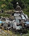 Mani stones In Tibet, from- 亚丁我们徒步来了-桂穿越 - panoramio (6) (cropped).jpg