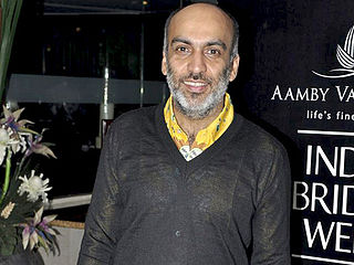 Indian fashion designer based in New Delhi