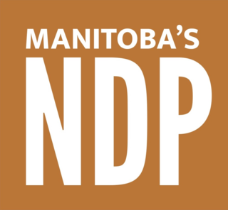 New Democratic Party of Manitoba Provincial political party in Canada