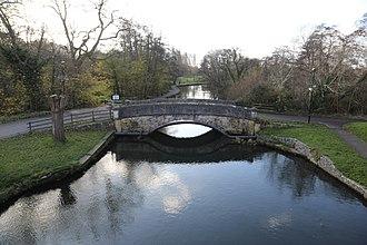 Mansbridge - Image: Mansbridge southampton