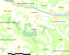 Map commune FR insee code 24228.png