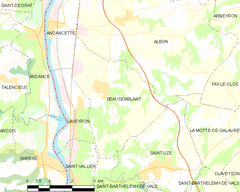 Map commune FR insee code 26041.png