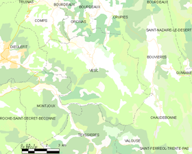 Map commune FR insee code 26373.png