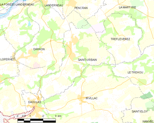 Map commune FR insee code 29270.png