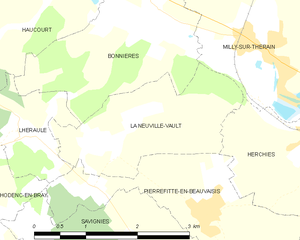 Map commune FR insee code 60460.png
