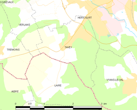 Map commune FR insee code 70497.png