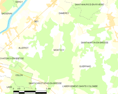 Map commune FR insee code 71312.png