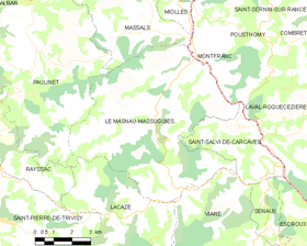 Map commune FR insee code 81158.png